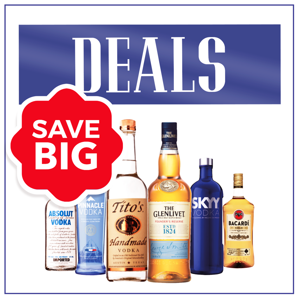 Deals Checkers Liquors