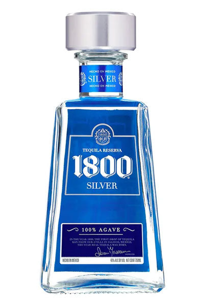 1800 Silver Tequila 1.75lt