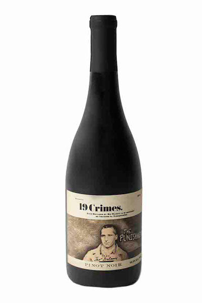 19 Crimes The Punishment Pinot Noir