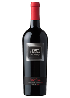 Fifty Shades Red Blend