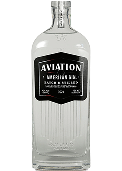 Bottle of Aviation Gin from Checkers Discount Liquors and Wines in Miami, Florida