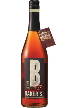Bakers 7 Years Bourbon 107 Proof