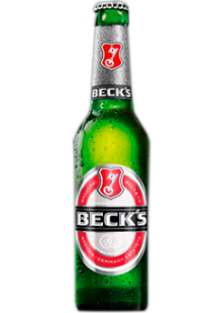 Bottle of Beck's from Checkers Discount Liquors and Wines in Miami, Florida