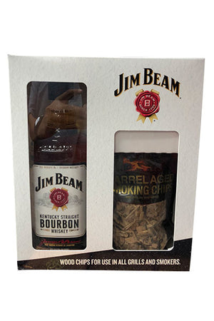 Bourbon Whiskey Jim Beam Gift Set