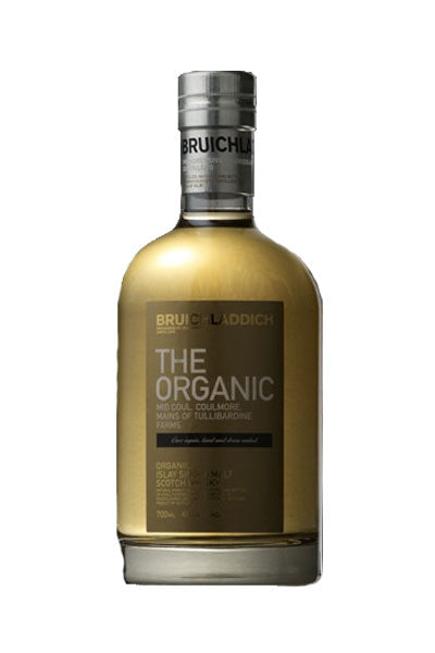 Bruichladdich Organic Single Malt