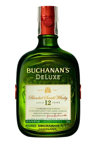 Buchanans 12 years