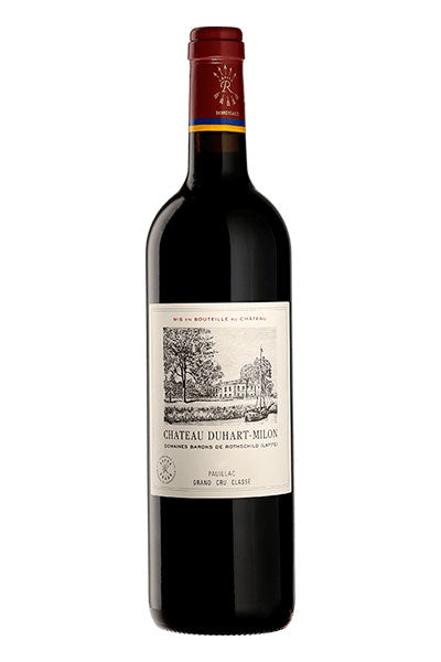 Chateau Duhart-Milon Pauillac Red Blend 2009