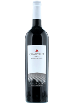 Chappellet Mountain Cuvee Red Blend (2015)