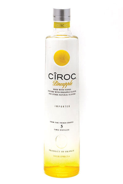 Ciroc FLA Pineapple Vodka