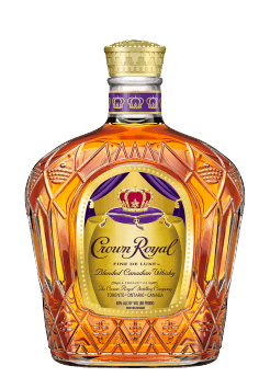Bottle of Crown Royal from Checkers Discount Liquors and Wines in Miami, Florida