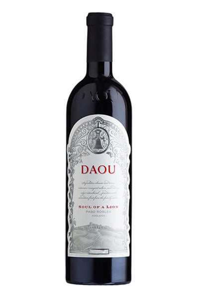 Daou Soul of Lion Red Blend (2016)