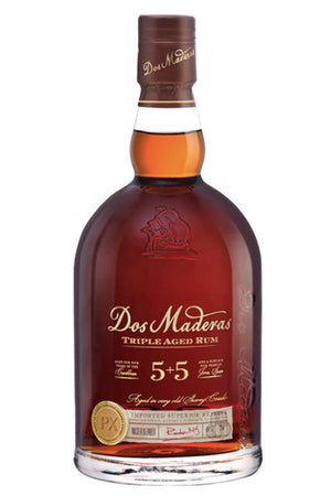 Dos Maderas PX Ron Anejo 10 Years