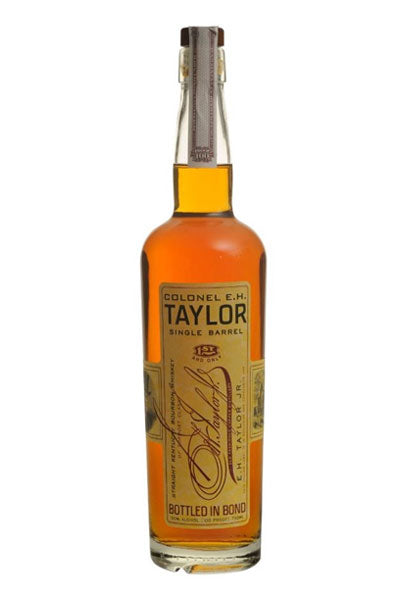 Eh Taylor Single Barrel Bourbon