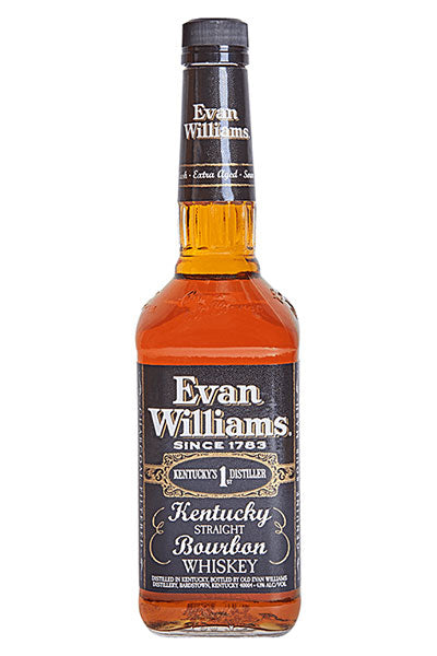 Evan Williams Bourbon 90 Proof