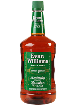 Evan Williams Bourbon Green Label