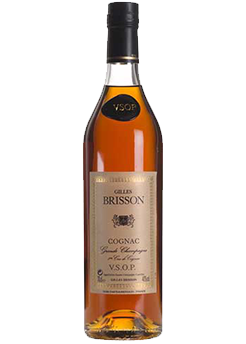 Gilles De France VSOP Brandy