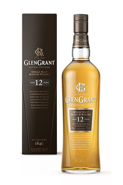 GlenGrant 12 Years Single Malt