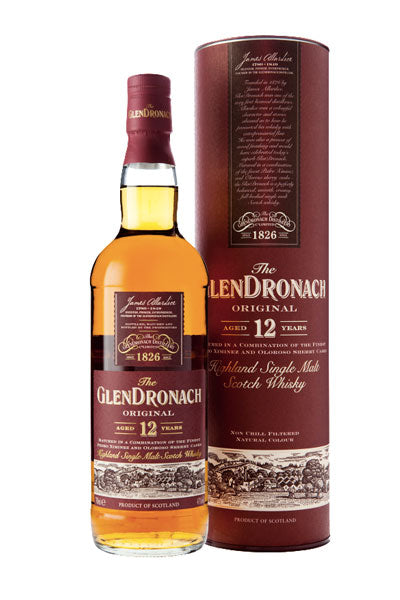 Glendronach 12 Years Single Malt