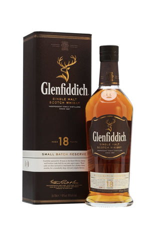 Glenfiddich 18 Years Single Malt