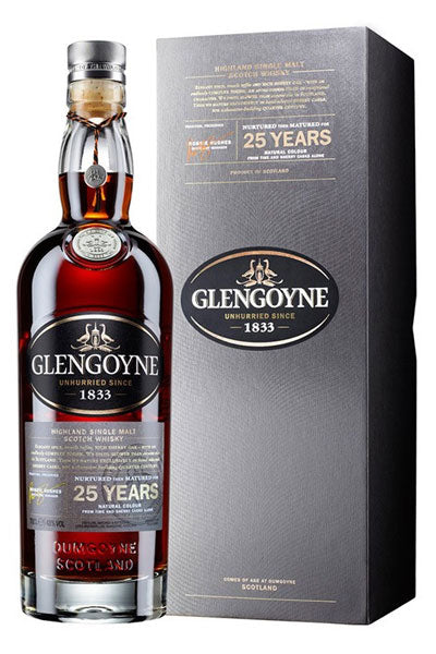 Glengoyne Single Malt 25 Years