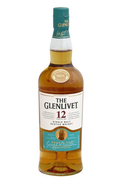 Glenlivet 12 Years Single Malt