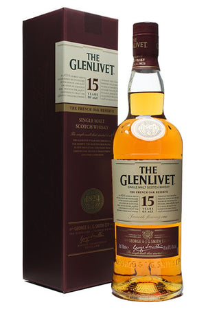 Glenlivet 15 Years Single Malt