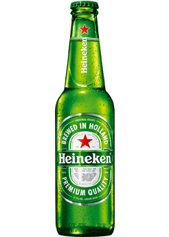 Bottle of Heineken from Checkers Discount Liquors and Wines in Miami, Florida