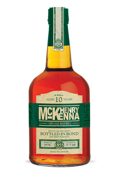 Henry McKenna Single Barrel 100