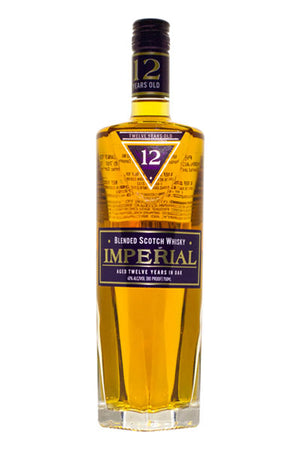 Imperial 12yr Scotch