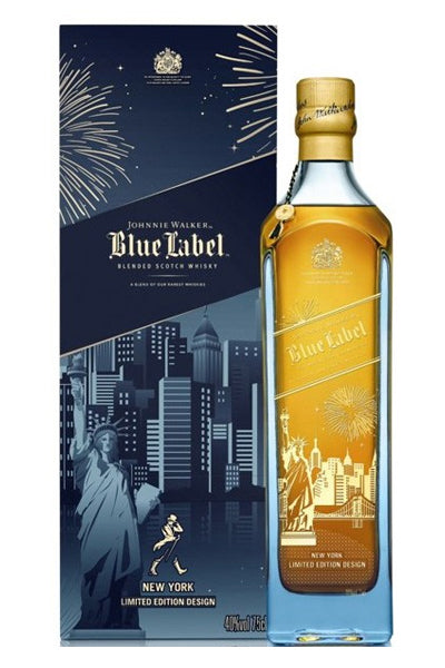 Johnnie Walker Blue Label - New York Edition