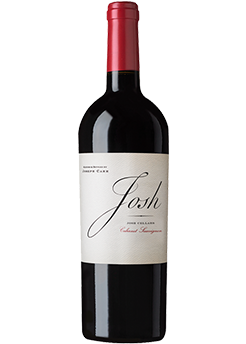 Bottle of Josh Cellars Cabernet (2015) from Checkers Discount Liquors and Wines in Miami, Florida