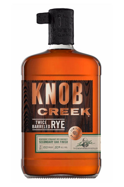 Knob Creek Double Barrel Rye
