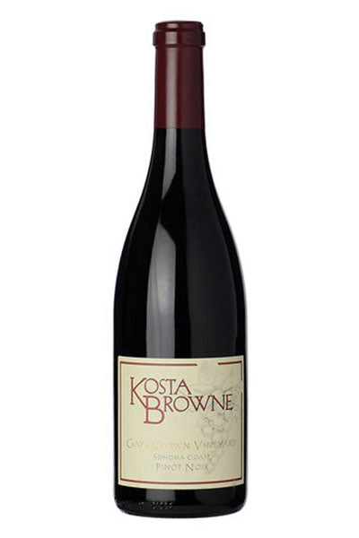 Kosta Browne Pinot Noir Gaps Crown 2017