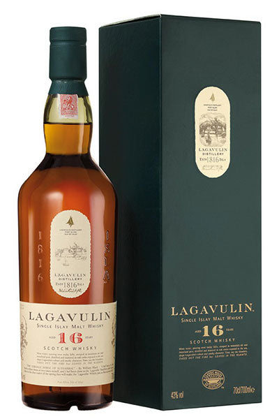 Lagavulin 16 Years Single Malt