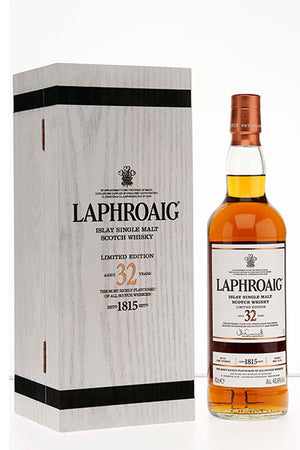 Laphroaig 32 Years Islay Single Malt