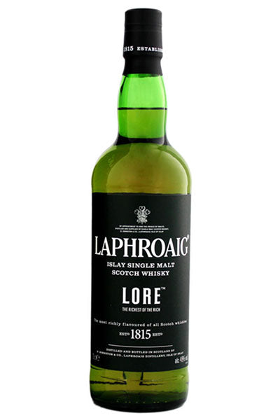 Laphroaig Islay Single Malt Lore