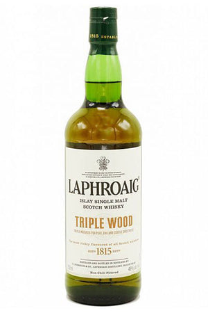 Laphroaig Triple Wood Single Malt
