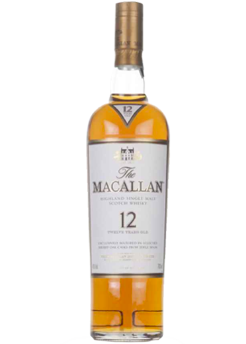 Bottle of Macallan 12 Year from Checkers Discount Liquors and Wines in Miami, Florida
