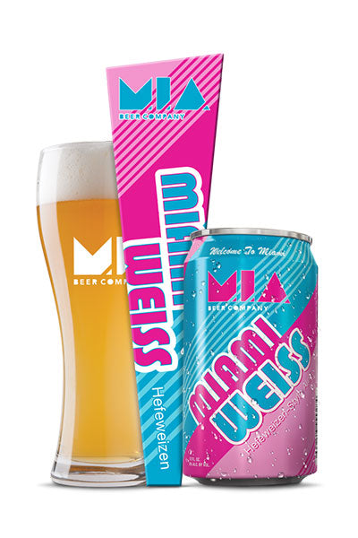 MIA brewing Miami Weiss