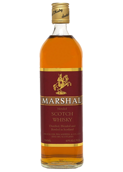 Marshal Blended Scotch