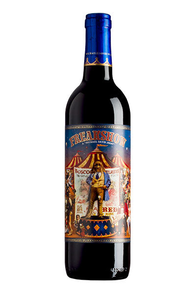 Michael & David Freakshow Red Blend