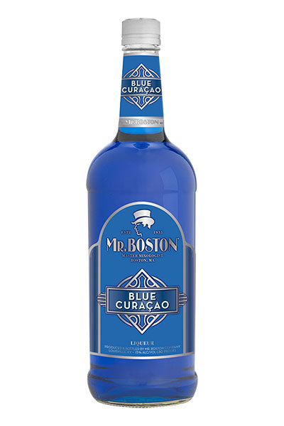 Mr. Boston Blue Curacao