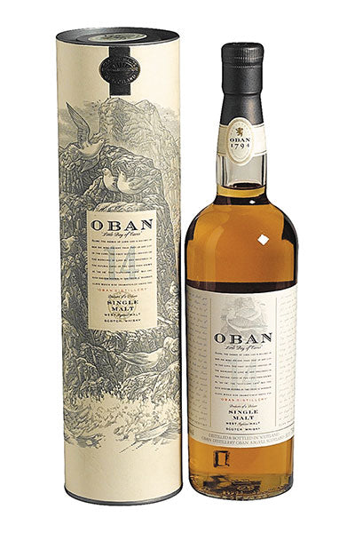 Oban 14 Years Single Malt