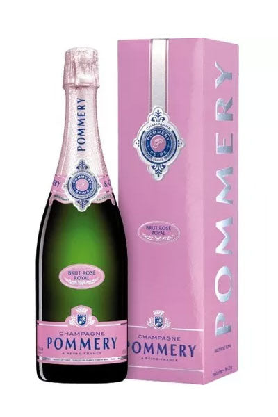 Pommery Brut Rose Royal