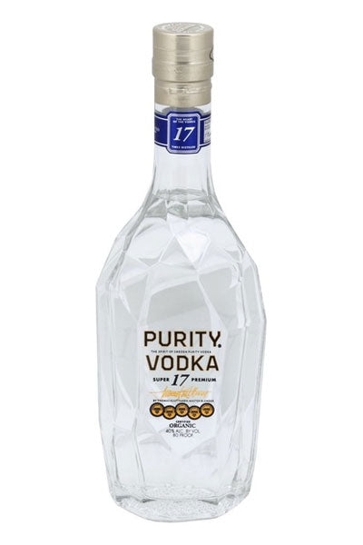 Purity 17 Vodka