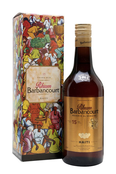 Rhum Barbancourt 15 Years