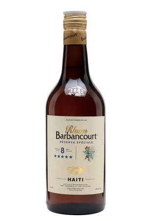 Rhum Barbancourt Five Star
