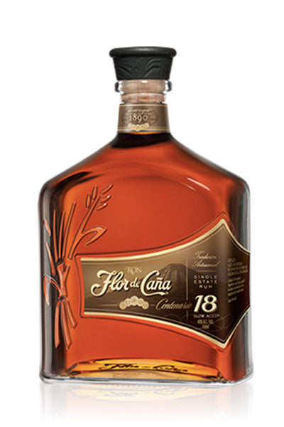Ron Flor de Cana 18 Years Old Ron