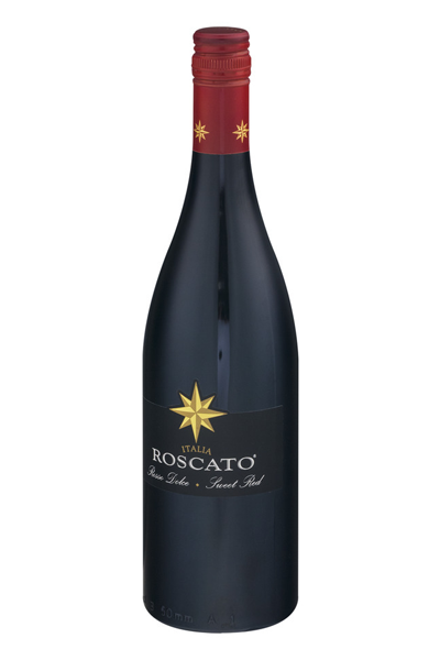 Roscato Rosse Dolce Red Wine