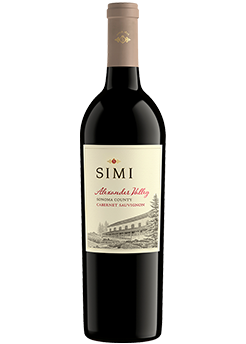 Bottle of Simi Cabernet (Alexander Valley) (2015) from Checkers Discount Liquors and Wines in Miami, Florida